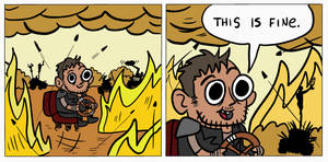 This is Fine by greensprout