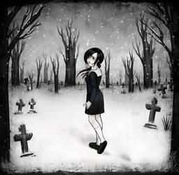 ...goodbye... by StefTastan