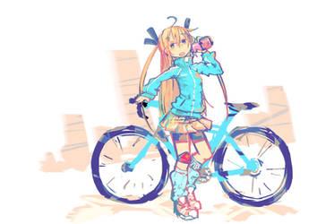 Roadbike by wasabikarashi