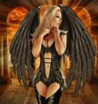 Dark Angel by mrmot31