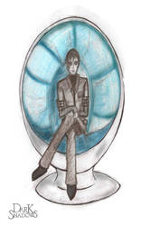 Barnabas Collins 2012 by FelineShaow19
