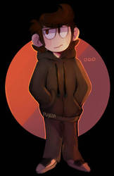 good old edgy tord by Puijela10