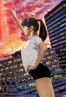 New heroine : Ultrawoman N by sudo5348