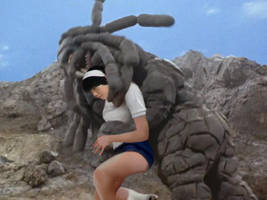 UWH vs Ancient Monster Dangar by sudo5348