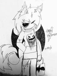 HAPPY HALLOWEEN  by NitroGrim