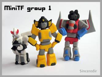 MiniTF group by Sinceredir