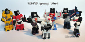Miniature mayhem by Sinceredir
