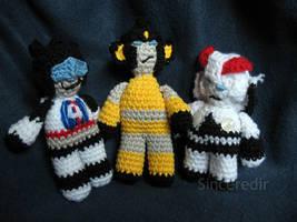 Wooly threesome by Sinceredir