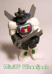 Mini TF Wheeljack by Sinceredir