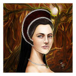 Christelle, the Lady  Guillon by JonathanChanutomo