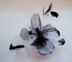 flower clip stock by DemoncherryStock