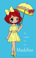 Madeline by MySummerGirl16