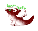 [CLOSED] Sweet Tooth Pup by Volturai