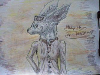 Helyfa fennec antro by Deashnat