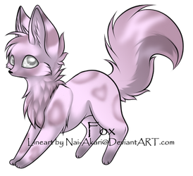 adoptable fox *Closed* by ElleZevi