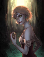 Devi by AmyWinterbreeze