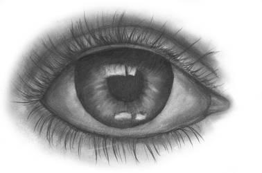 Eye 2 by Incredzible