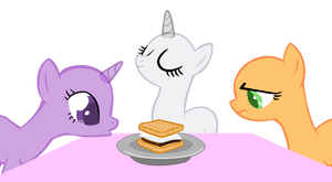 MLP Base 6 Oooooh, What is it? by Sakyas-Bases