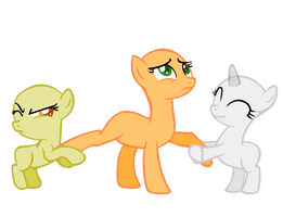 MLP Base 53 I just had to say I'd foalsit.... by Sakyas-Bases