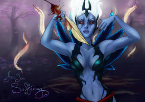 Vengeful Spirit : Are You Suffering? by MightyRaccoon