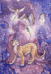 The Night Watchers by Kitsune-Seven