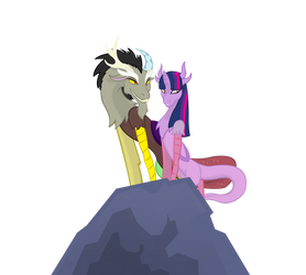 The King and Queen of Chaos by GatesMcCloud