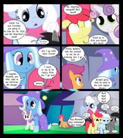 Cutie Mark Crusaders 10k: Lulamoon Page 67 by GatesMcCloud
