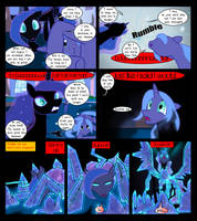 Cutie Mark Crusaders 10k: The Shadow of Grief 07 by GatesMcCloud