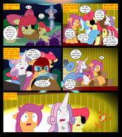 Cutie Mark Crusaders 10k: Lulamoon Page 87 by GatesMcCloud