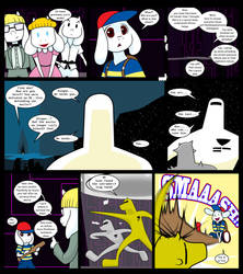 Undertale Deluxe: A Starman Adventure 52 by GatesMcCloud