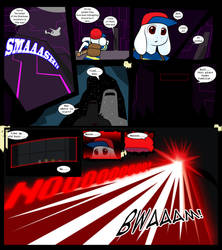Undertale Deluxe: A Starman Adventure 53 by GatesMcCloud