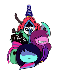 Deltarune: Holiday Special by GatesMcCloud