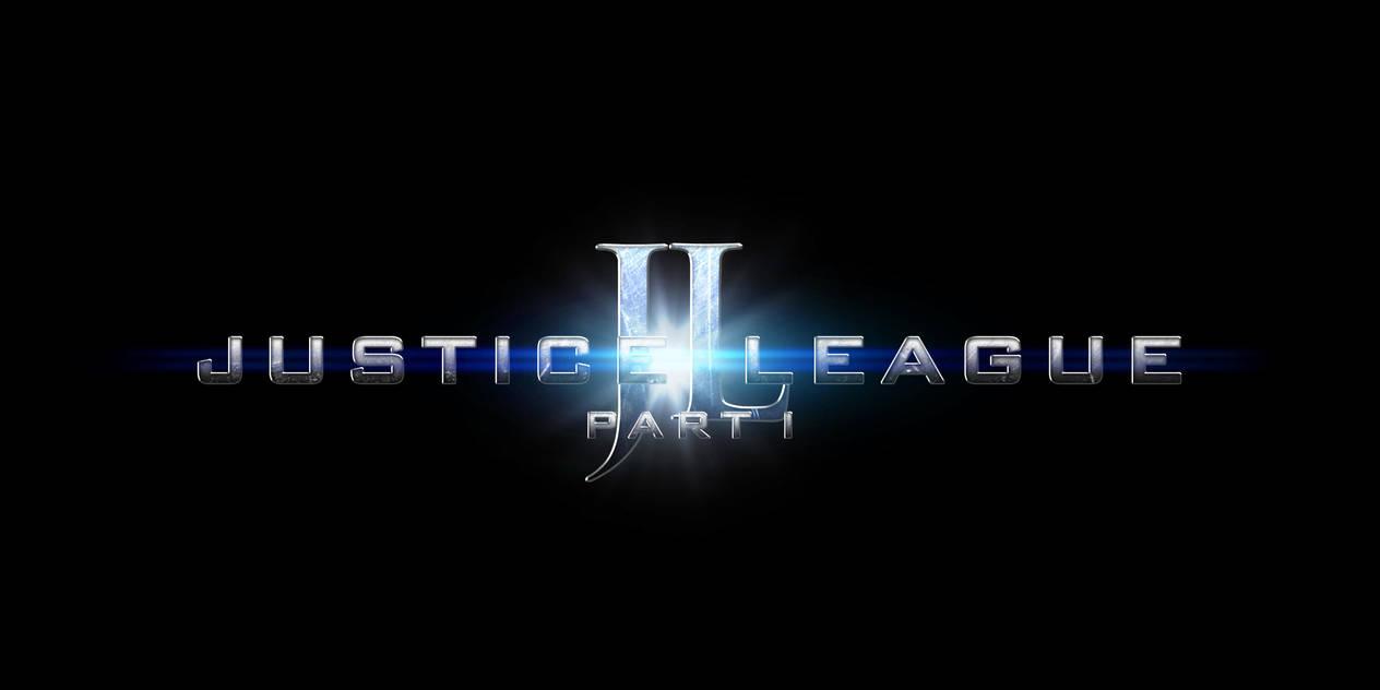 Justice League Part 1 Logo by jonesyd1129