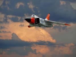 AVRO ARROW 2 by PlunkettGW