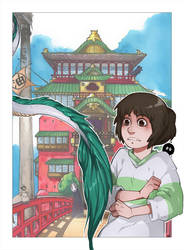 Spirited away by Balckis