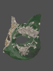 Cat Mask Study #5 by WantedForTreason
