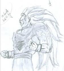 Goku by DarkCalx