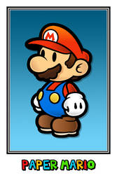 Paper Mario by Namelessv1