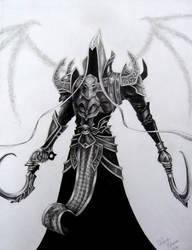 Reaper of Souls by 88Hypnotist8