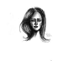 Failing digital art by 88Hypnotist8