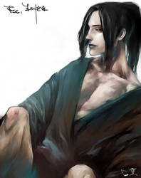 Samurai II---HB to Esc by gunnmgally