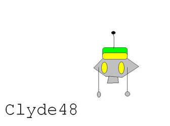Clyde48 by DiskHoax