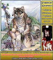 Werewolf Shaman by lady-cybercat