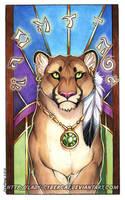 Mystic Puma by lady-cybercat
