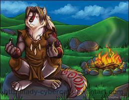 Waya Commission by lady-cybercat