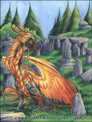 YCH Dragon Final by lady-cybercat