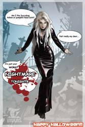 Vindi Halloween 2011 by ReallyLive