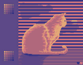 085 Dusk by purpleh3art
