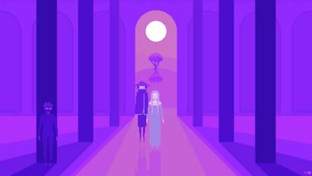 087 Amethyst by purpleh3art