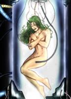 Aphrodite in Stasis by Taraakian